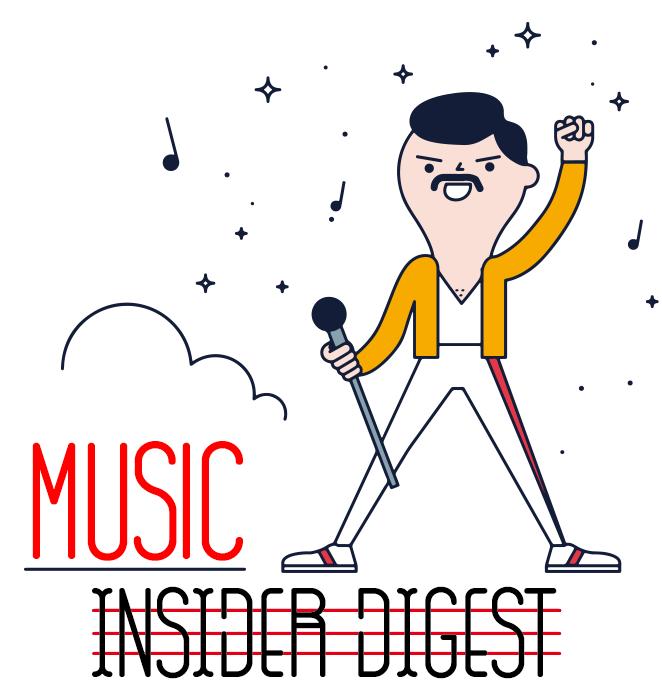 Music Insider Digest